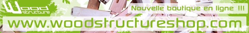 Pub Boutique en ligne woodstructureshop.com - Mobilier de jardin bois - Module et rampe de skate - Wood Structure