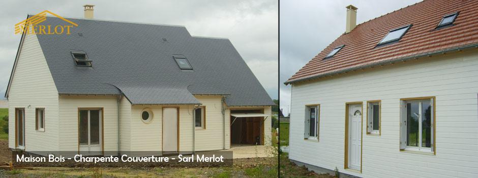 maison bois - sarl merlot