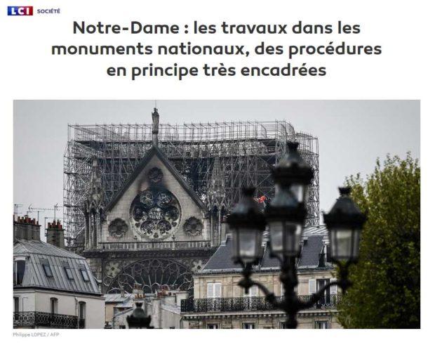 Notre-Dame-Travaux-Monument-Historique-Travaux-et-Procedures-Article-LCI-Sarl-Merlot-Richelieu-37
